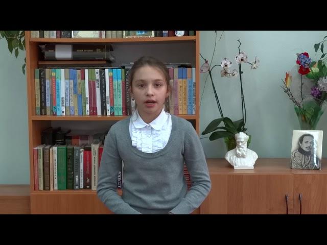 Изображение предпросмотра прочтения – СофьяДолженкова читает произведение «Детство» И.А.Бунина