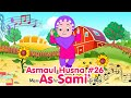 ASMAUL HUSNA 26 - As Sami'   Diva Bernyanyi   Lagu Anak Channel