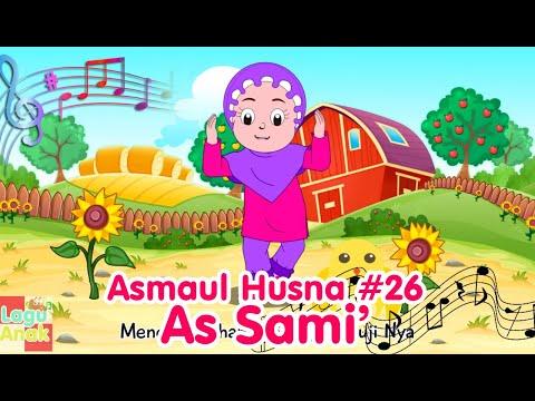 ASMAUL HUSNA 26 - As Sami' | Diva Bernyanyi | Lagu Anak Channel