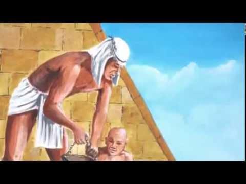 Menakjubkan!! Cara Membangun Piramid Mesir.