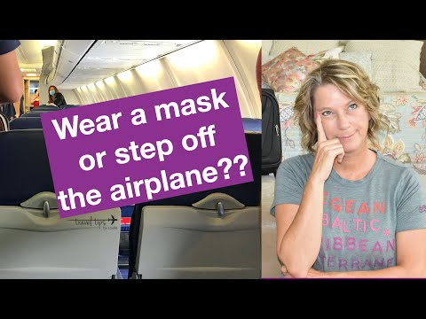 Masks Required On Airplanes (During Pandemic)
