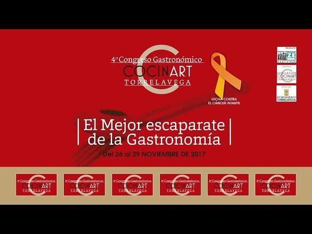 4º Congreso Gastronómico Cocinart en Directo