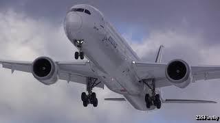 Boeing 787-10 Dreamliner - Crosswind & Tailwind Testing