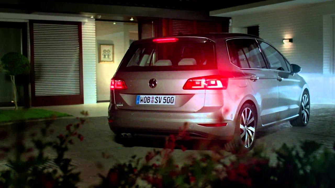 2015 vw golf sportsvan tv spot youtube. Black Bedroom Furniture Sets. Home Design Ideas