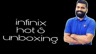 Infinix hot S unboxing & review