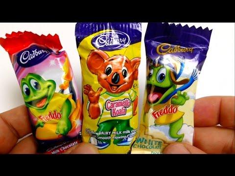 Caramello Koala & Freddo Chocolate Candy from Australia