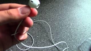 Apple EarPods mit Fernbedienung und Mikrofon[Unboxing]