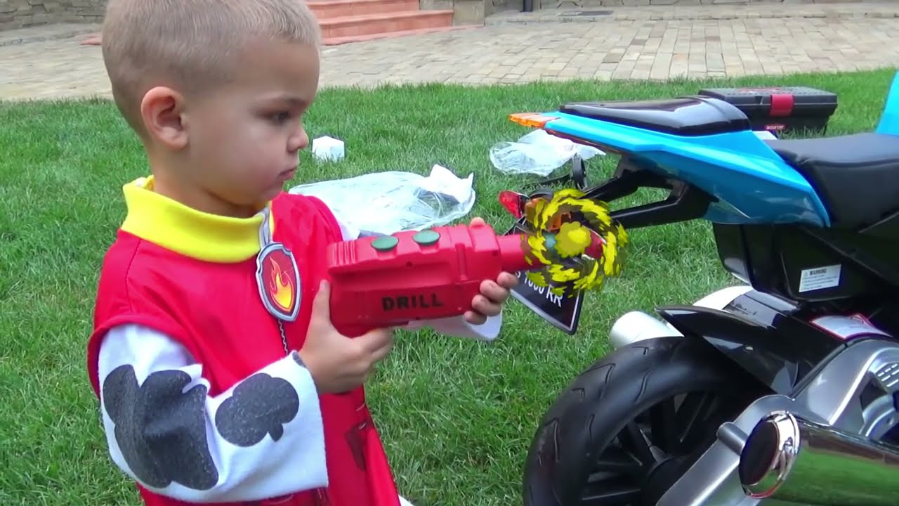 BMW X5 lost the wheel and funny stories