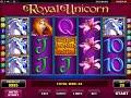 Amatic - Royal Unicorn - Gameplay demo