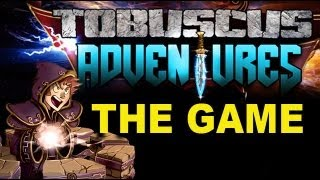 TOBUSCUS ADVENTURES_ THE GAME