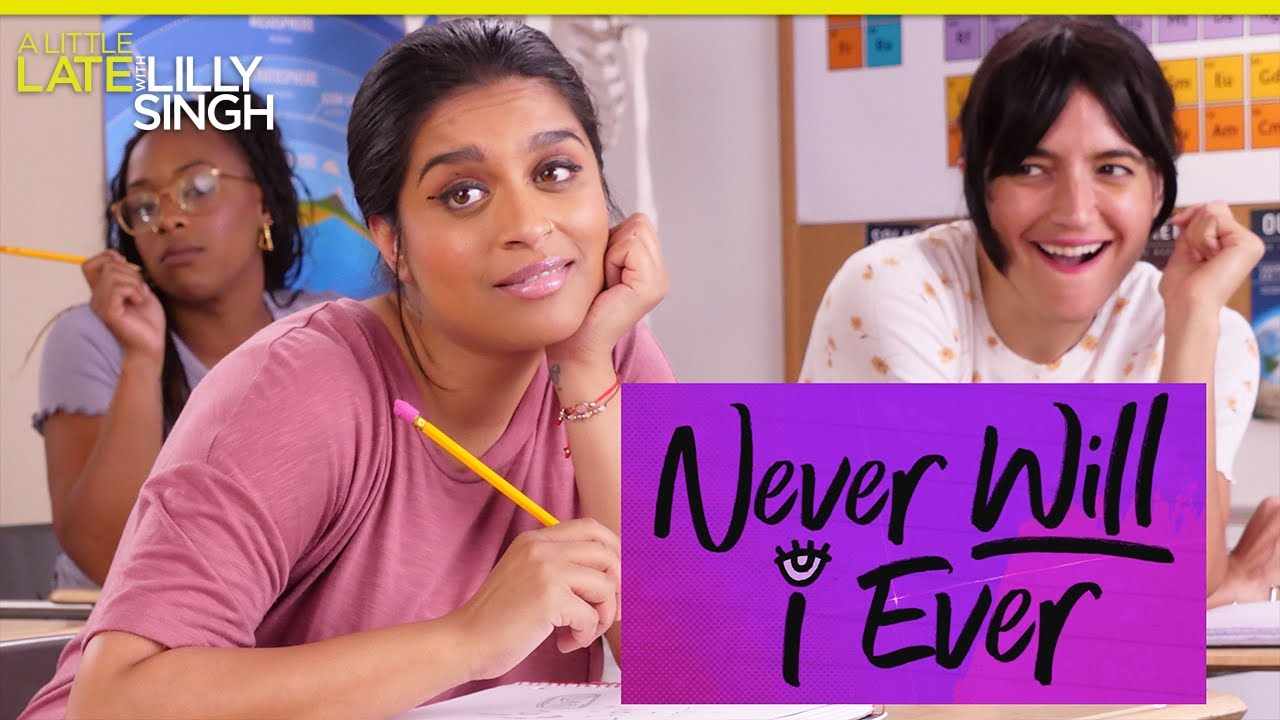 Never Will I Ever: A Never Have I Ever Spin-Off