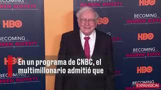 Esta es la inversión de la que Warren Buffett se arrepiente