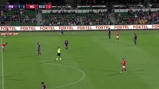A-League 2020/21: Matchweek 17 - Perth Glory v Wellington Phoenix (2nd Half)