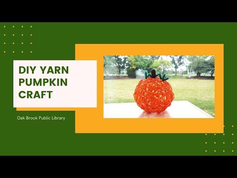 yarn-pumpkin-craft-for-adults