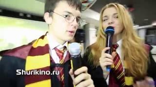 Фрагмент видео фильма о детском празднике дне рождения тема Гарри Поттер Видео съемка монтаж