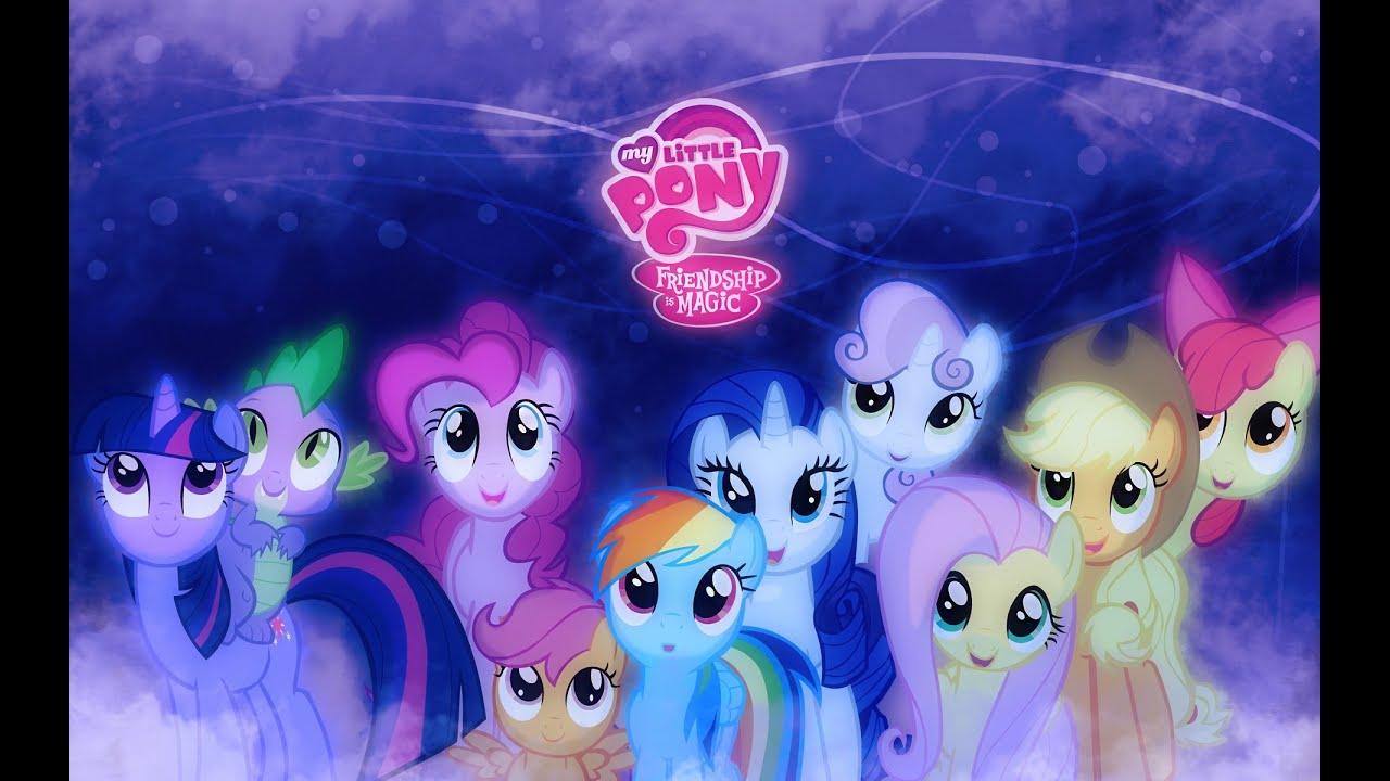 blind commentary mlp fim season 4 episode 10 rainbow falls youtube
