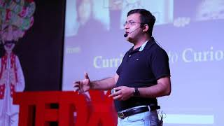 Technological Disruption, Crossroads for us | Gaurav Sangtani | TEDxTaxilaBusinessSchool