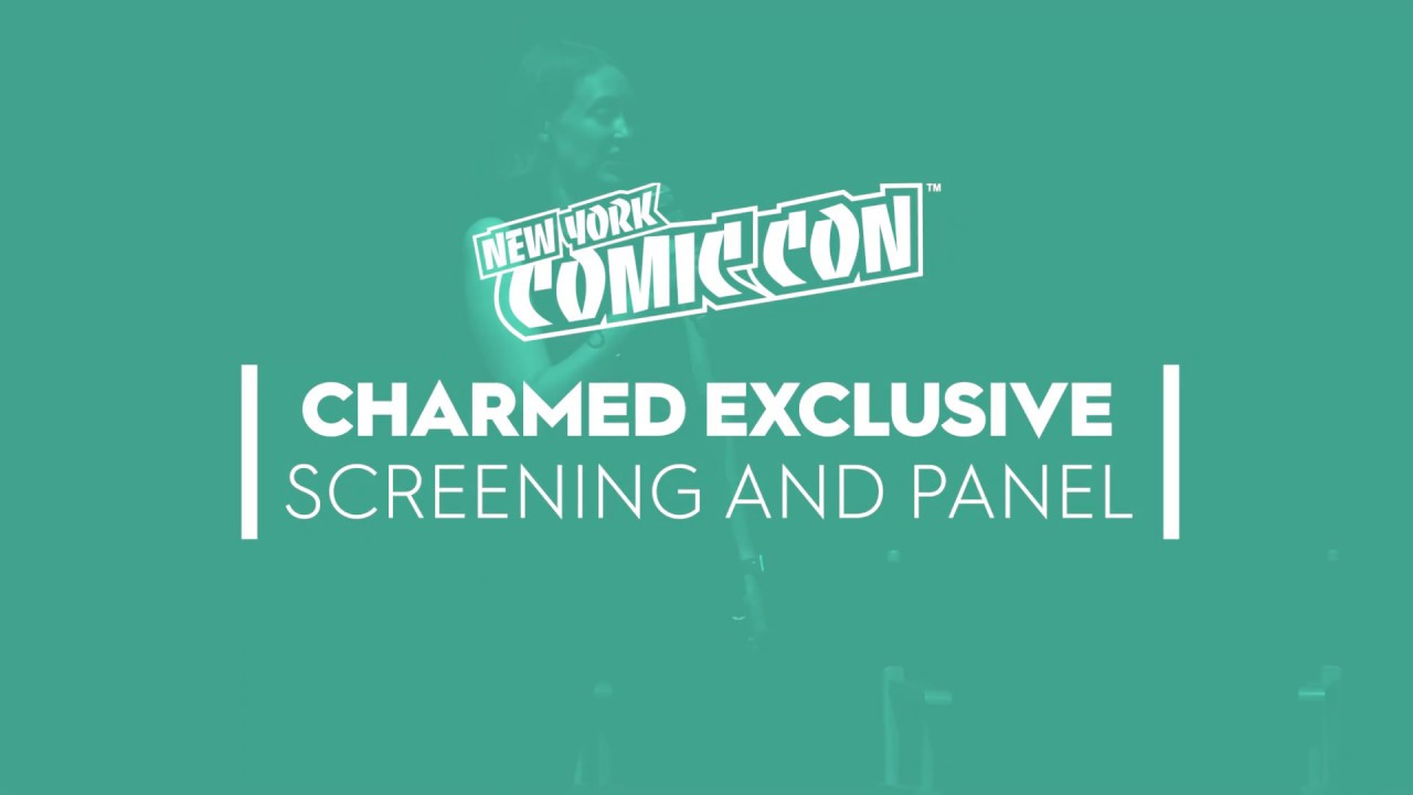 Download NYCC 2018: Charmed Exclusive Screening and Panel