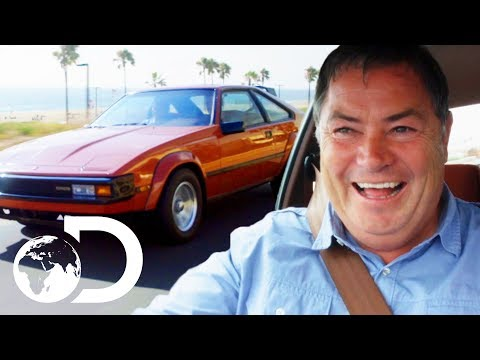 Keeping A Classic Toyota As Original As Possible | Wheeler Dealers