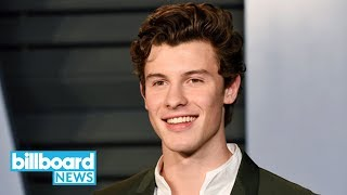 Shawn Mendes Speaks Out on Rumored Ex Hailey Baldwin & Justin Bieber's Engagement | Billboard News