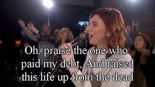 Jesus paid it all (with lyrics) by Kim Walker-Smith