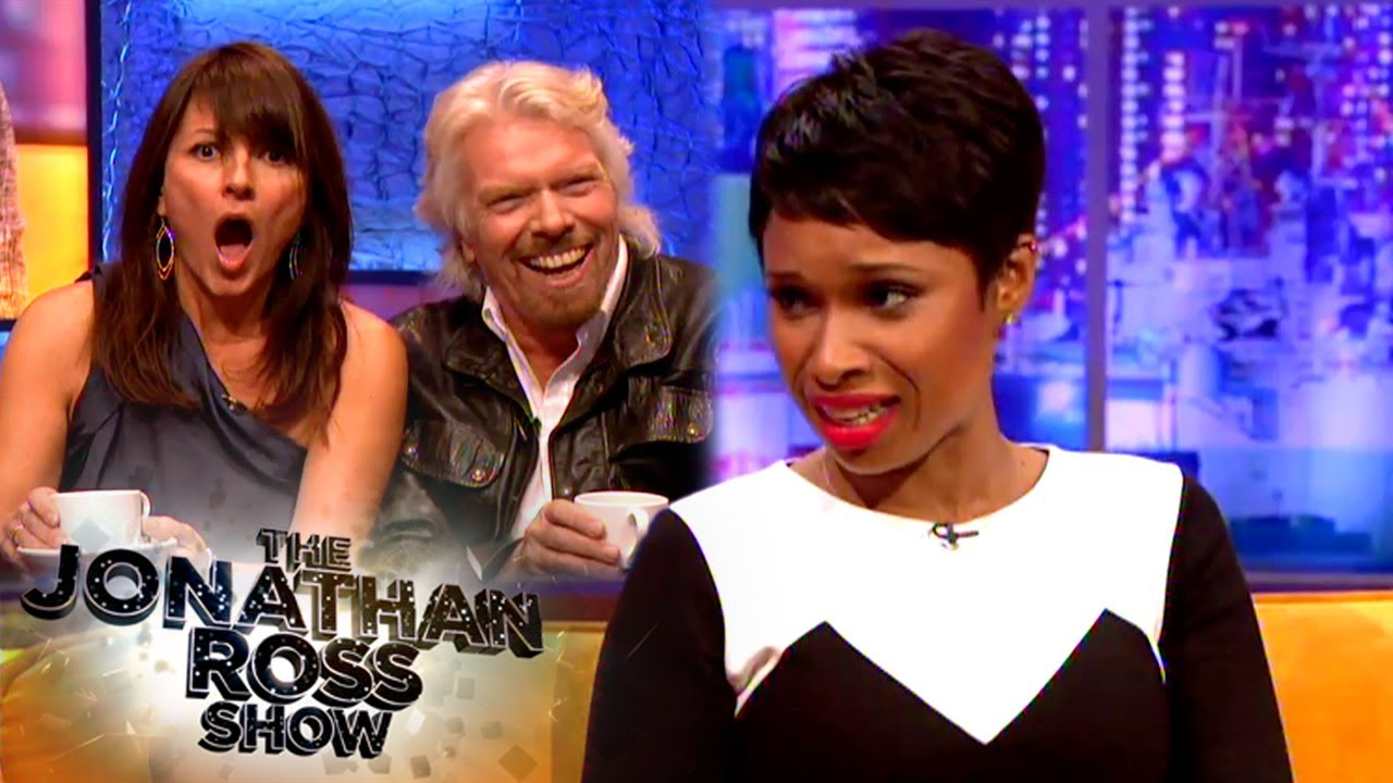 Jennifer Hudson's Hilarious Fan Encounter at a Singing Contest!   The Jonathan Ross Show
