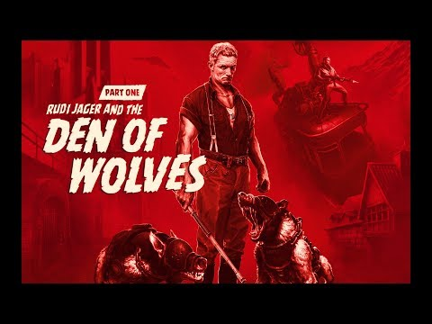Wolfenstein: The Old Blood - PART ONE: Rudi Jäger and the Den of Wolves