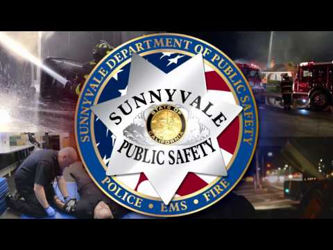 Recruiting for the Sunnyvale Department of Public Safety