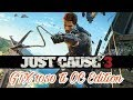 Just Cause 3 | i3 6098p | GTX 1050 Ti | Low vs. Medium vs. High vs. Very High Settings | 1080p