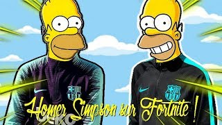 RISKIMITATION // I TROLL OF GENS ON FORTNITE WITH THE VOICE of HOMER SIMPSON!!