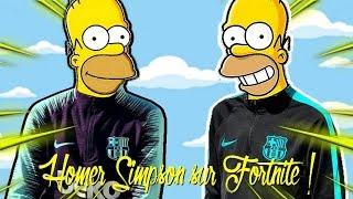 RISKIMITATION // JE TROLL DES GENS SUR FORTNITE AVEC LA VOIX D'HOMER SIMPSON !!