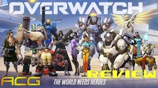 """Overwatch Review """"Buy, Wait for Sale, Rent, Never Touch?"""""""