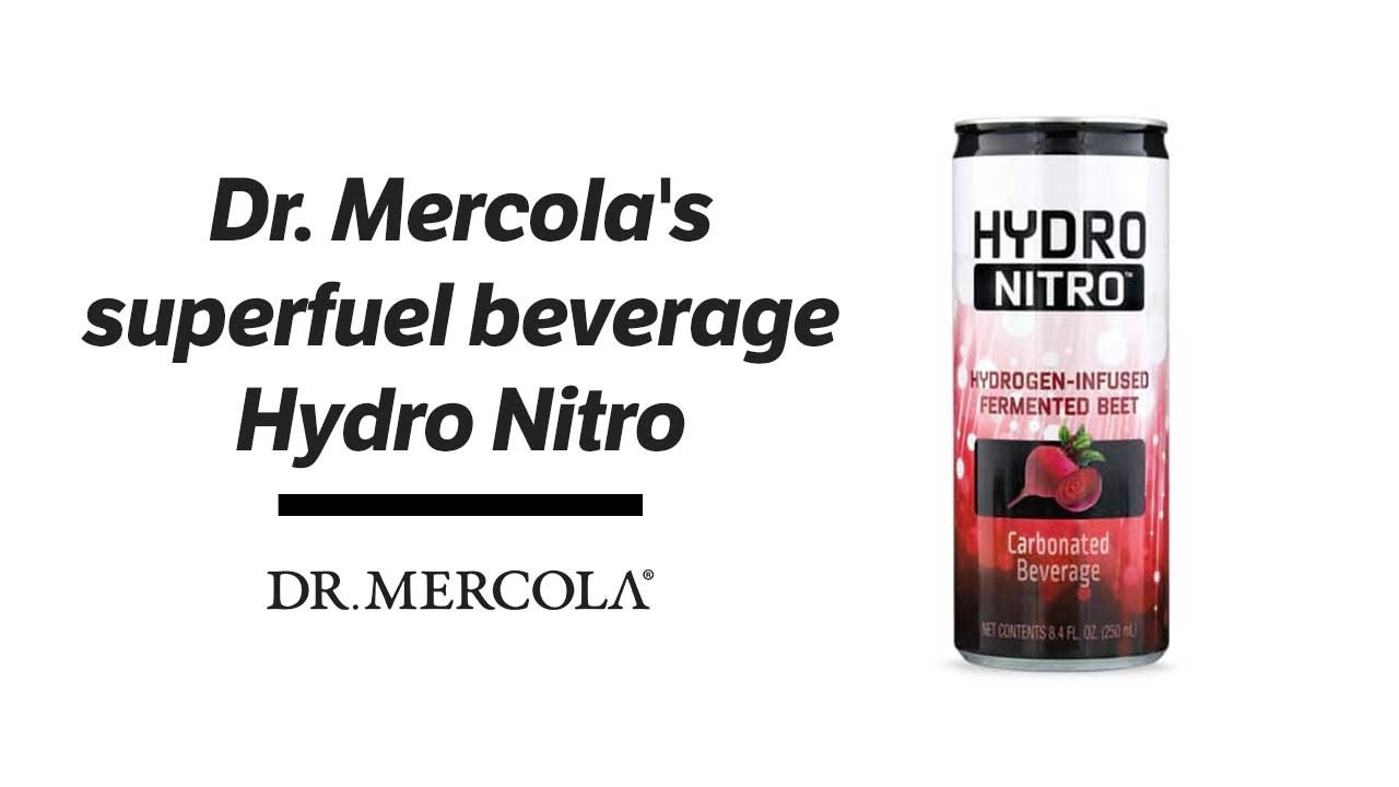 Hydro Nitro™: Ready-To-Drink Hydrogen Water Superfuel Beverage