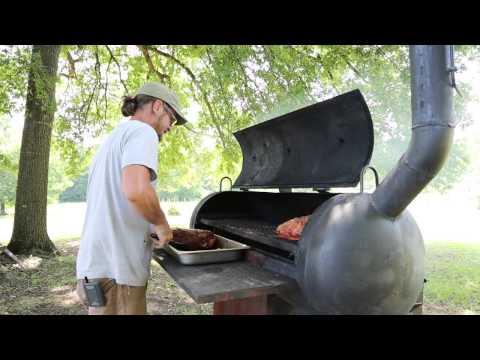 Cabin People How To Smoke The Perfect Pork Butt