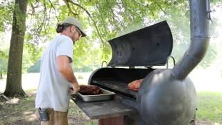 Cabin People: How to smoke the perfect pork butt.