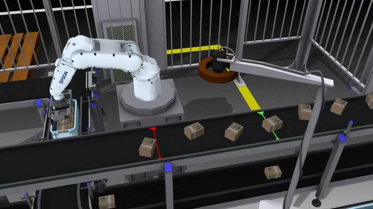 pick and place robot Robots can easily automate picking and placing parts within the production process pick and place robots increase speed while reducing labor costs.