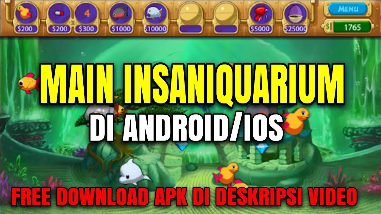 insaniquarium android apk