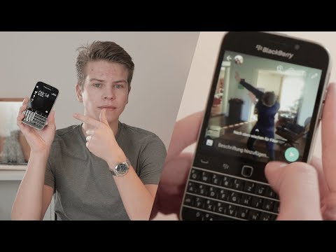 USE WHATSAPP ON BLACKBERRY IN 2018! *BB10*