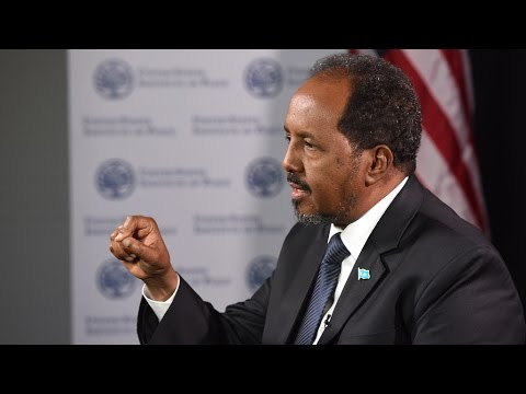 The President of Somalia on al-Shabab, Elections, and International Support