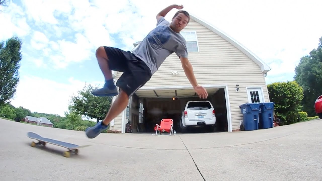 Download Friend Attempts to Ollie for the First Time!