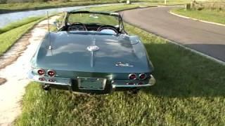 1964 corvette stingray 327