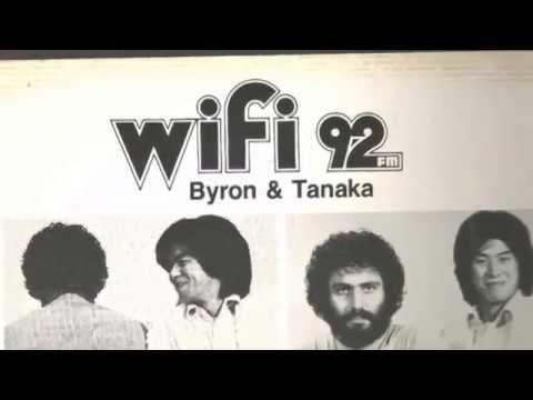 WIFI 92 Philadelphia - Byron & Tanaka - 1980