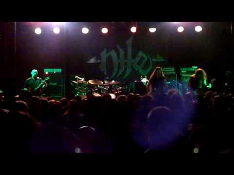 Immolation - I Feel Nothing - live - January 30th, 2010