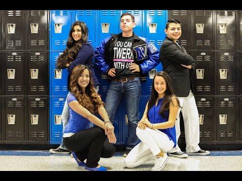 UpTown Funk Parody - Official Robert Vela High School Yearbook Video