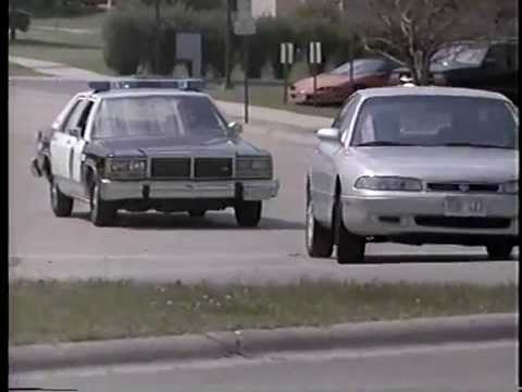 NORMAL LIFE - Hanover Park car chase scene