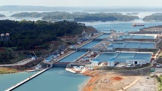 Why did the Panama Canal get a $5 billion facelift?