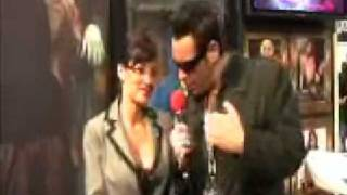 AVN Award Winning Big Boobed Milf Lisa Ann, Nailin Paylin Harleys XXX TV Thumbnail