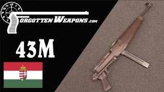 Kiraly 43m: Hungary'S Overpowered Submachine Gun