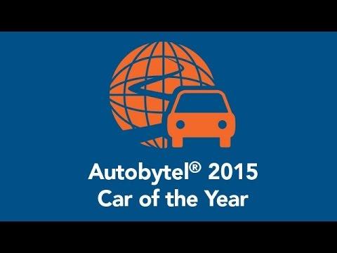 2015 Autobytel Car & Truck of the Year Award Winners