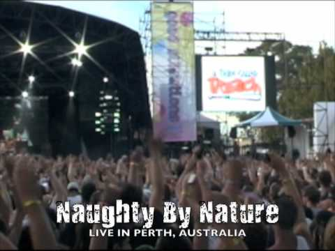 """""""Everything's Gonna Be Alright"""" (LIVE) in PERTH, AUSTRALIA - Naughty By Nature"""